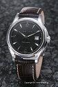 ビューマチック 腕時計(メンズ) ハミルトン 腕時計 HAMILTON Jazzmaster Viewmatic(ジャズマスター ビューマチック) ブラック/ダークブラウンレザーストラップ H32515535