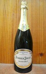 格付けフランスワイン(AOC) ペリエ・ジュエ・グランド・ブリュット・シャンパーニュ・AOCシャンパーニュ誕生日 ギフト プレゼント 結婚祝 贈り物 結婚 お祝い 記念品