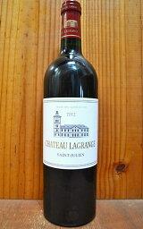 格付けフランスワイン(VDQS) シャトー ラグランジュ 2014 メドック グラン クリュ クラッセ 公式格付第三級 フランス ボルドー メドック AOCサン ジュリアン (醸造コンサルタント、エリック ボワスノ) 赤ワイン ワイン 辛口 フルボディ 750ml