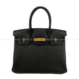ハンドバッグ 【7月中全品エントリーでポイント10倍★】HERMES エルメス ハンドバッグ バーキン30 黒(ブラック) トゴ ゴールド金具 新品 (HERMES handbags Birkin 30 Bag Noir Togo Gold Hardware[Brand New][Authentic])【あす楽対応】#yochika