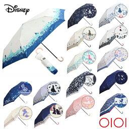 ワンズプラス 【ディズニー】【UVカット率90%以上】【晴雨兼用】折りたたみ傘/One's Plus(ワンズプラス)