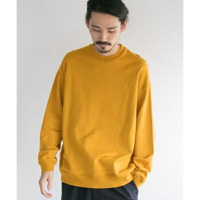 メンズTシャツ(クルーネック度詰めスーピマスウェット)/アーバンリサーチ(メンズ)(URBAN RESEARCH)