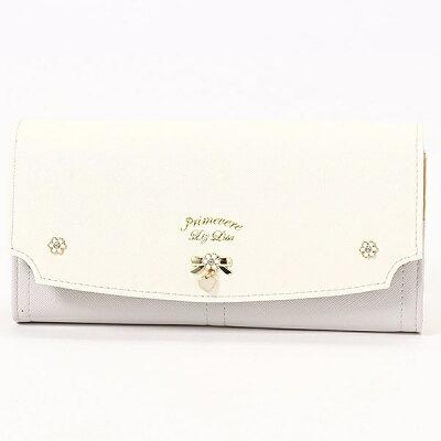 ジンジャー かぶせ長財布/プリムヴェール リズリサ(バッグ&ウォレット)(LIZ LISA Bag&Wallet)