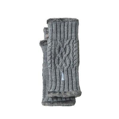 【スクール】【通学】【制服】【小物】ケーブル柄手袋/イーストボーイ(スクール)(EAST BOY)
