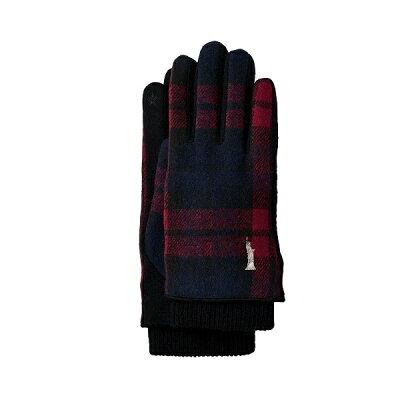 【VENUS】【スクール】【通学】【制服】チェック柄手袋/イーストボーイ(スクール)(EAST BOY)