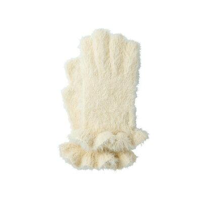 手袋【フェザーヤーン】【スクール】/イーストボーイ(スクール)(EAST BOY)