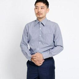TAKEOKIKUCHI ワイシャツ ブロックピンオックスシャツ[ メンズ シャツ オックス ]/タケオキクチ(TAKEO KIKUCHI)