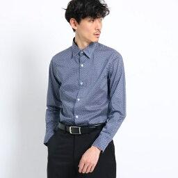 TAKEOKIKUCHI ワイシャツ 【PNJ】プリントシャツ[メンズ シャツ ビジネス 日本製]/タケオキクチ(TAKEO KIKUCHI)