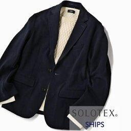 シップス SC:【WEB限定】SOLOTEX(R) ハイブリッド ジャージー セットアップ ジャケット/シップス(メンズ)(SHIPS)