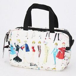 鞄(ショルダーバッグ・リュックなど) 【Barbie コラボ】MICRO BAG/オールドールドアップ/レスポートサック(LeSportsac)