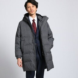 タケオキクチ コート シームレス テクノロングダウン ブルゾン/タケオキクチ(TAKEO KIKUCHI)