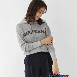 アメリカーナ Americana ロゴパーカー/アクアガール(aquagirl)