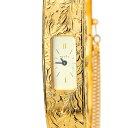 アガット 腕時計 レディース スクエアフェイスバングルウォッチ【AGETENO.56YG時計】/アガット(agete)