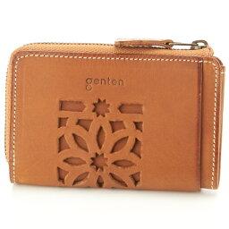 ゲンテン カットワーク コインケース/ゲンテン(genten)