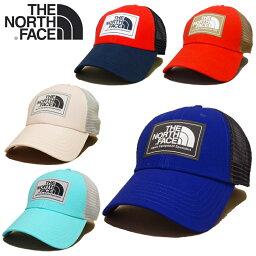 ザ・ノース・フェイス 【あす楽】THE NORTH FACE MUDDER TRUCKER HAT / HATS / CAP / ザ・ノース・フェイス / Mesh Cap (メッシュキャップ) / ロゴ / トラッカー / ハット / スナップバック / 帽子 / NF00CGW2