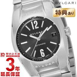 エルゴン 【ショッピングローン12回金利0%】【新作】ブルガリ エルゴン BVLGARI オートマチック EG40BSSD [海外輸入品] メンズ 腕時計 時計