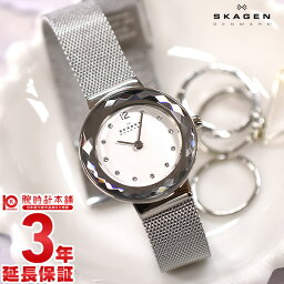 スカーゲン スカーゲン SKAGEN スティール 456SSS [海外輸入品] レディース 腕時計 時計