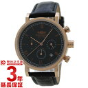 シャルル ホーゲル 腕時計(メンズ) 【最安値挑戦中】シャルルホーゲル CharlesVogele ピンクゴールド×ブラック CV-9013-0 [国内正規品] メンズ 腕時計 時計【あす楽】