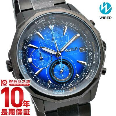 【ポイント最大13倍!19日23:59まで】セイコー ワイアード WIRED ザ・ブルー AGAW421 [正規品] メンズ 腕時計 時計【あす楽】