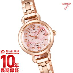 セイコー ワイアード 腕時計(レディース) セイコー ワイアードエフ WIREDf ソーラー AGED055 [国内正規品] レディース 腕時計 時計