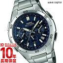 ウェーブ 【今だけ!先着最大3万円OFFクーポン配布中!2日9:59まで】 カシオ ウェブセプター WAVECEPTOR ウェーブセプター WVQ-M410DE-2A2JF [正規品] メンズ 腕時計 時計(予約受付中)