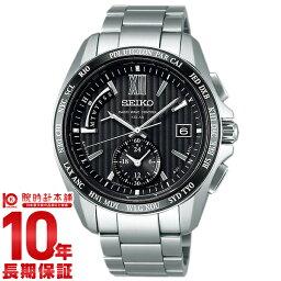 ブライツ 【ポイント10倍】【ショッピングローン12回金利0%】セイコー ブライツ BRIGHTZ ソーラー電波 100m防水 SAGA145 [国内正規品] メンズ 腕時計 時計