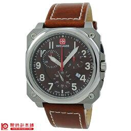 ウェンガー 腕時計(メンズ) ウェンガー WENGER エアログラフコクピット 77014 メンズ腕時計 時計