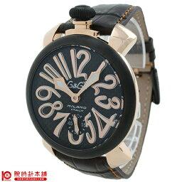ガガ ミラノ 腕時計(メンズ) ガガミラノ GaGaMILANO マニュアーレ 48MM 5014.01S メンズ腕時計 時計
