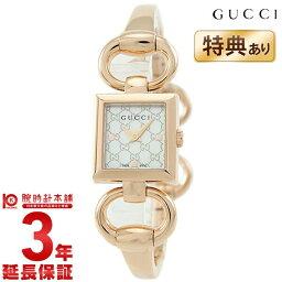 グッチ 腕時計(レディース) 【ショッピングローン12回金利0%】グッチ GUCCI YA120519 [海外輸入品] レディース 腕時計 時計
