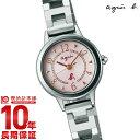 アニエスベー 腕時計(レディース) 【ポイント10倍】アニエスベー agnesb ソーラー FBSD969 [国内正規品] レディース 腕時計 時計