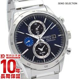 セイコースピリット セイコー スピリット SPIRIT クロノグラフ ソーラー 100m防水 SBPY115 [国内正規品] メンズ 腕時計 時計