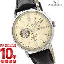 オリエント 【12回金利0%】オリエントスター ORIENTSTAR オリエントスター モダン クラシック セミスケルトン 機械式 自動巻き (手巻き付き) WZ0131DK メンズ 腕時計 時計