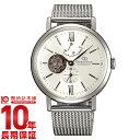 オリエント 【12回金利0%】オリエントスター ORIENTSTAR オリエントスター モダン クラシック セミスケルトン 機械式 自動巻き (手巻き付き) WZ0161DK メンズ 腕時計 時計