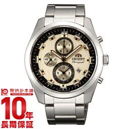 オリエント 腕時計(メンズ) 【ポイント6倍】オリエント ORIENT ネオセブンティーズ ビッグケース WV0501TT メンズ 腕時計 時計