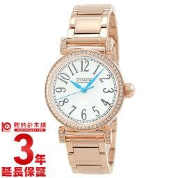 コーチ 腕時計(レディース) 【ショッピングローン12回金利0%】コーチ COACH ニューマディソン 14501726 [海外輸入品] レディース 腕時計 時計