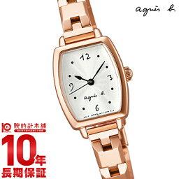 アニエス 腕時計 【2500円割引クーポン利用可】アニエスベー agnesb FBSK954 [正規品] レディース 腕時計 時計