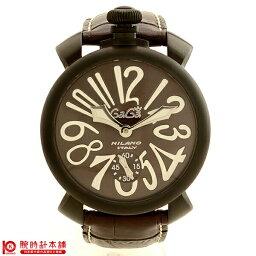 ガガ ミラノ 腕時計(メンズ) 【ポイント最大18倍!19日9:59まで】【ショッピングローン24回金利0%】ガガミラノ GaGaMILANO 5012.04S [海外輸入品] メンズ 腕時計 時計【あす楽】