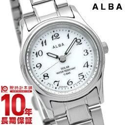 セイコー アルバ 腕時計(レディース) セイコー アルバ ALBA ソーラー 100m防水 AEGD539 [正規品] レディース 腕時計 時計