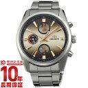 オリエント オリエント ORIENT Neo70's ネオセブンティーズ AM/PM シャンパン WV0041UY [正規品] メンズ 腕時計 時計