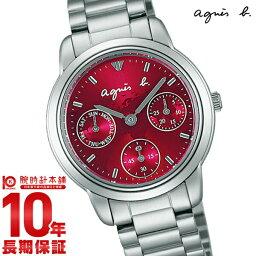 アニエス 腕時計 【2500円割引クーポン利用可】アニエスベー agnesb サム クロノグラフ FCST995 [正規品] レディース 腕時計 時計