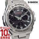 カシオ G-SHOCK 腕時計(メンズ) 【ポイント2倍】カシオ Gショック G-SHOCK Gスチール ソーラー電波 GST-W110D-1AJF [国内正規品] メンズ 腕時計 時計(予約受付中)