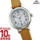 オリエント オリエント ORIENT イオ NATURAL&PLAIN ソーラー ホワイト WI0051WG [国内正規品] レディース 腕時計 時計