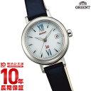 オリエント オリエント ORIENT イオ NATURAL&PLAIN ソーラー ホワイト WI0081WG [正規品] レディース 腕時計 時計