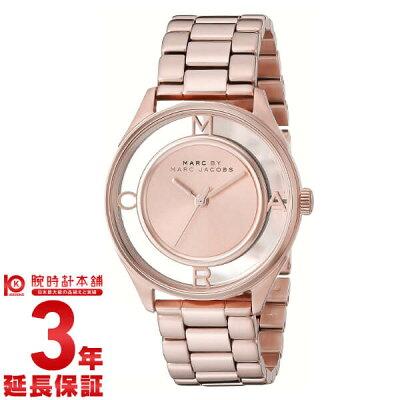 【ポイント最大18倍!19日9:59まで】マークバイマークジェイコブス MARCBYMARCJACOBS MBM3414 [海外輸入品] レディース 腕時計 時計