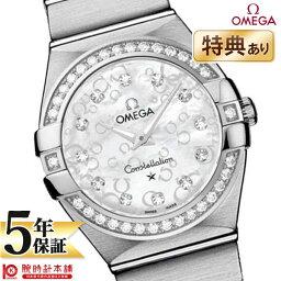 オメガ コンステレーション 腕時計(メンズ) 【ショッピングローン12回金利0%】オメガ コンステレーション OMEGA 123.15.27.60.55.005 [海外輸入品] レディース 腕時計 時計