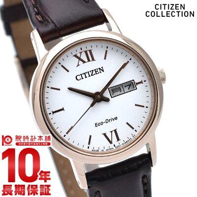 シチズンコレクション CITIZENCOLLECTION エコドライブ ソーラー EW3252-07A [正規品] レディース 腕時計 時計