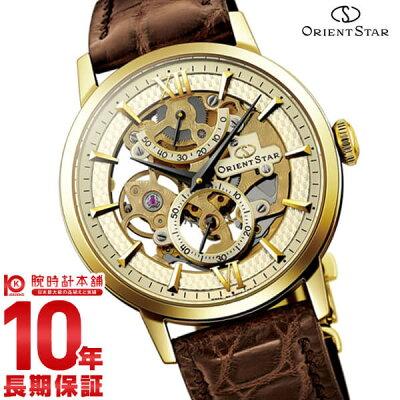 【最大1万円OFFクーポン!26日9:59まで】【ポイント最大43倍!21日20時から】オリエントスター ORIENT 機械式 ORIENTSTAR スケルトン WZ0031DX [正規品] メンズ 腕時計 時計【36回金利0%】
