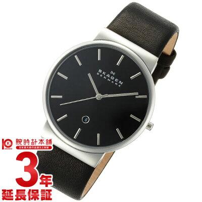 【ポイント最大4倍!19日23:59まで】【新作】スカーゲン メンズ SKAGEN アンカー SKW6104 [海外輸入品] 腕時計 時計【あす楽】