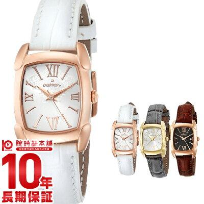 【5000円割引クーポン】オロビアンコ 時計 腕時計 レディース タイムオラ レッタンゴリーナ OR-0028-9 Orobianco 正規品