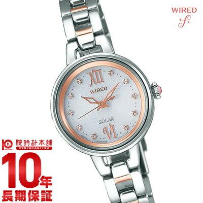 【最大5000円OFFクーポン!18日1:59まで】セイコー ワイアードエフ WIRED AGED091 [正規品] レディース 腕時計 時計